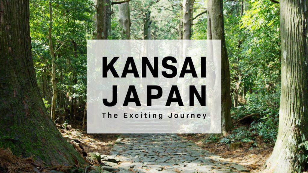 KANSAI JAPAN in 8K HDR Hyperlapse