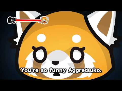Introducing… Aggretsuko!