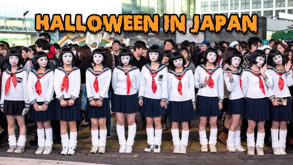 Halloween in Japan – Tokyo Costume Street Party 渋谷 ハロウィン