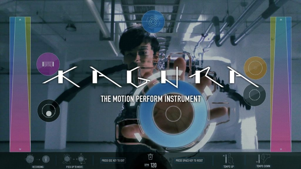 KAGURA – The Motion Perform Instrument