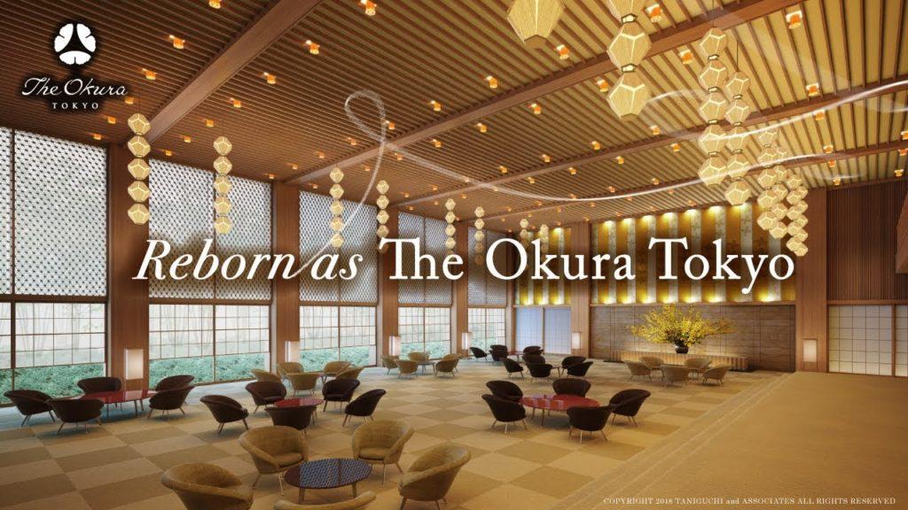 Reborn as The Okura Tokyo