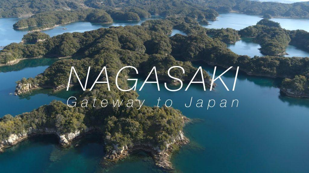 Nagasaki Gateway to Japan 4K