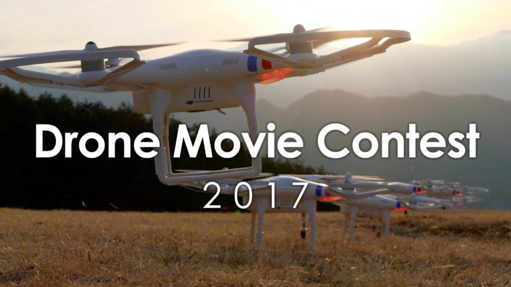 Drone Movie Contest 2017 Opening Video – Return to Sky