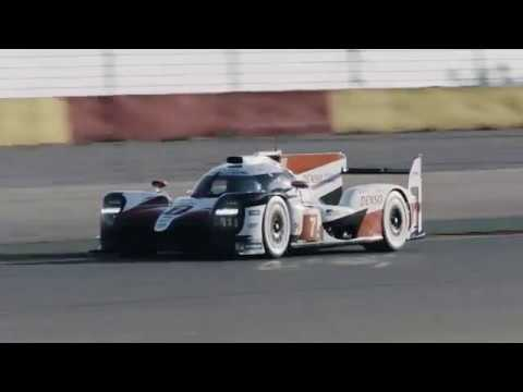 To Compete: TOYOTA GAZOO Racing WEC