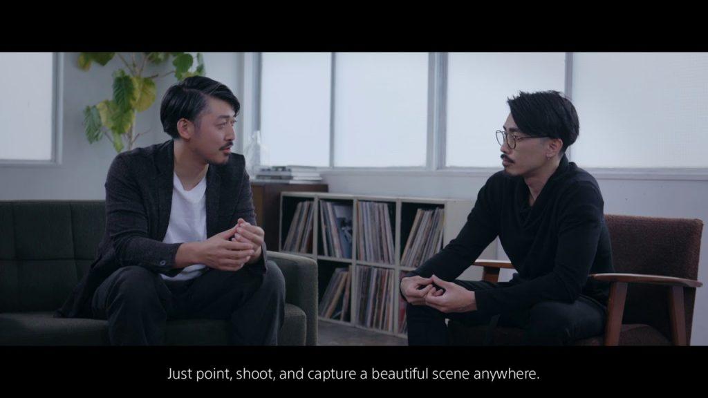 Xperia 1 Cinema Pro designed for filmmakers