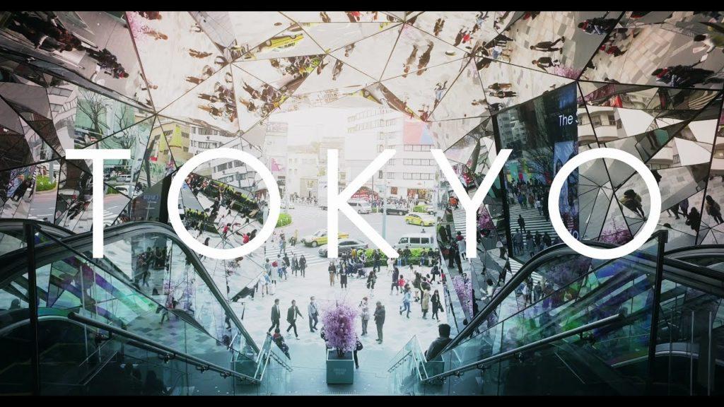 6 Minutes in Japan: Tokyo & Kyoto – 4k