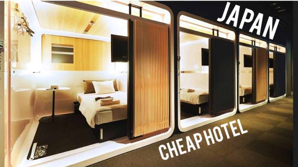 What a Japanese Capsule Hotel is Really Like