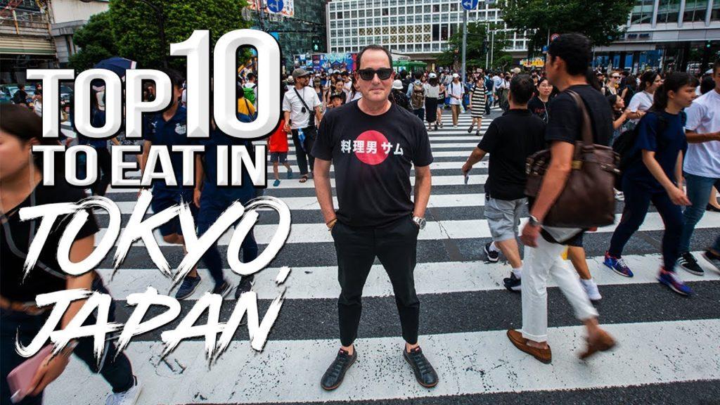 TOP 10 Things to Eat & Drink in Tokyo