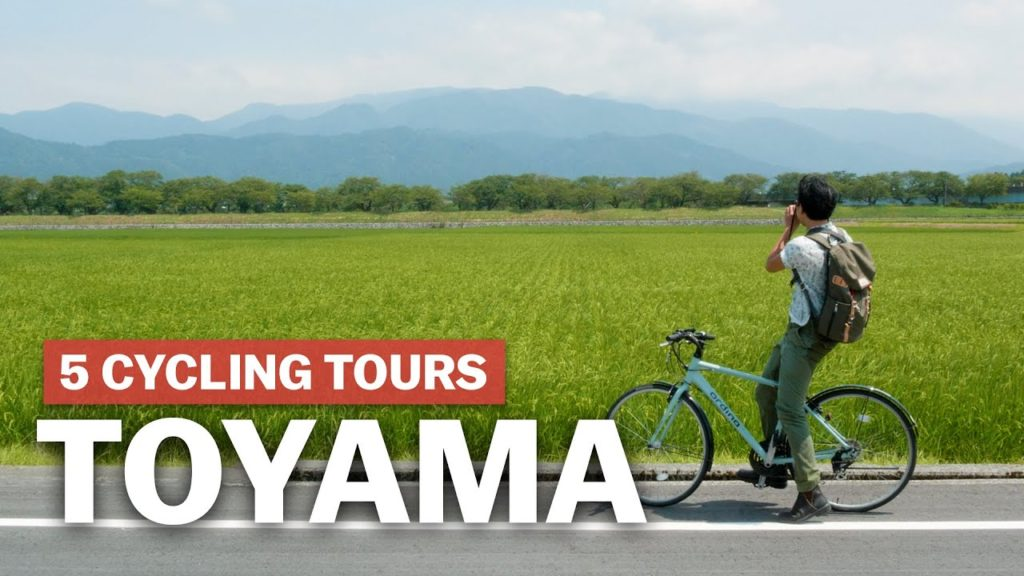 Five Cycling Routes in Toyama Prefecture | japan-guide.com