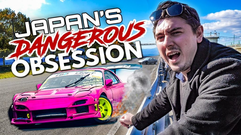Japan's Most Dangerous Obsession Explained | Drift Racing