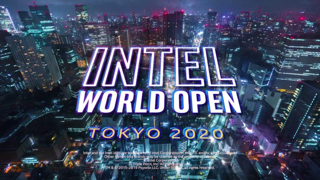 Intel World Open Esports Tournament