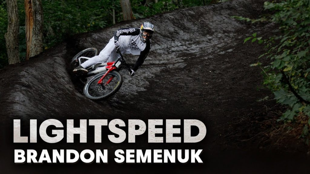 First Tracks in Japan   Lightspeed feat. Brandon Semenuk