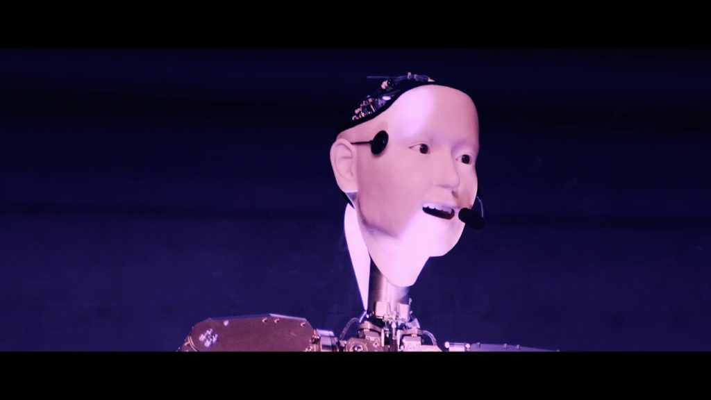 "Android Opera ""Scary Beauty"" – Keiichiro Shibuya at New National Theatre, Tokyo"