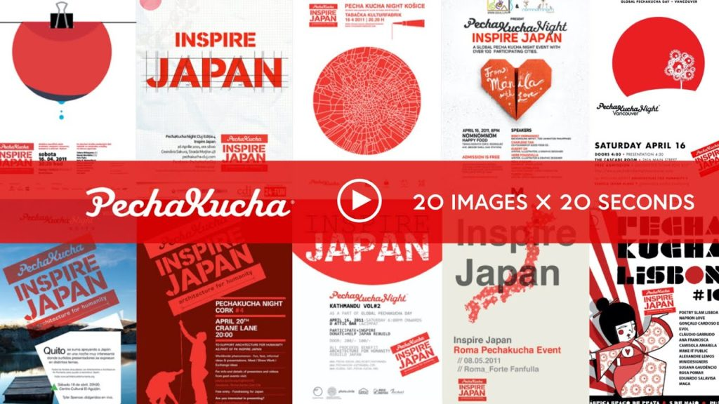 PechaKucha INSPIRE the World