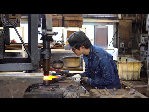 How Japanese Knives are Made