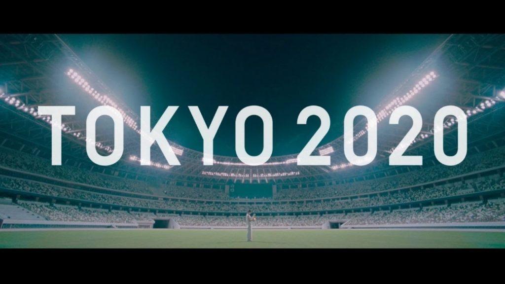Tokyo 2020 +1 Message