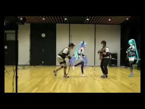 Motion Capture Suit | Hatsune Miku | Japan